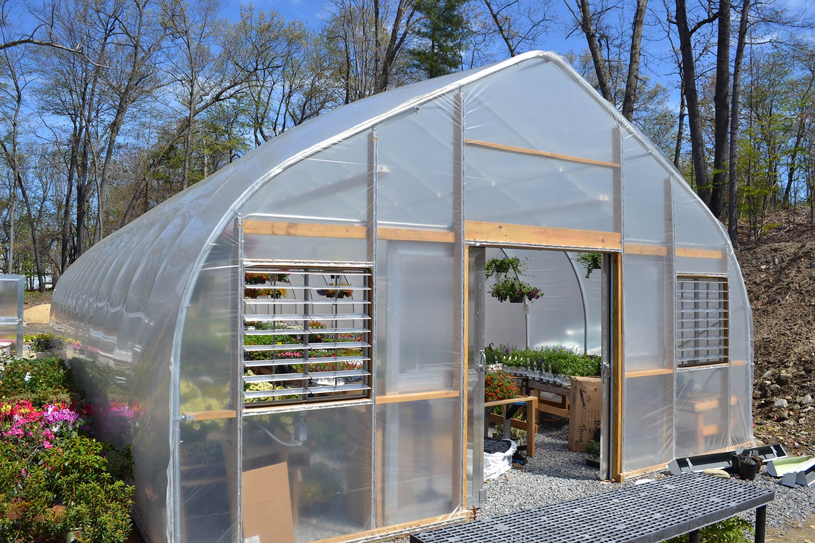 Eastpoint Greenhouse Rimol Greenhouses