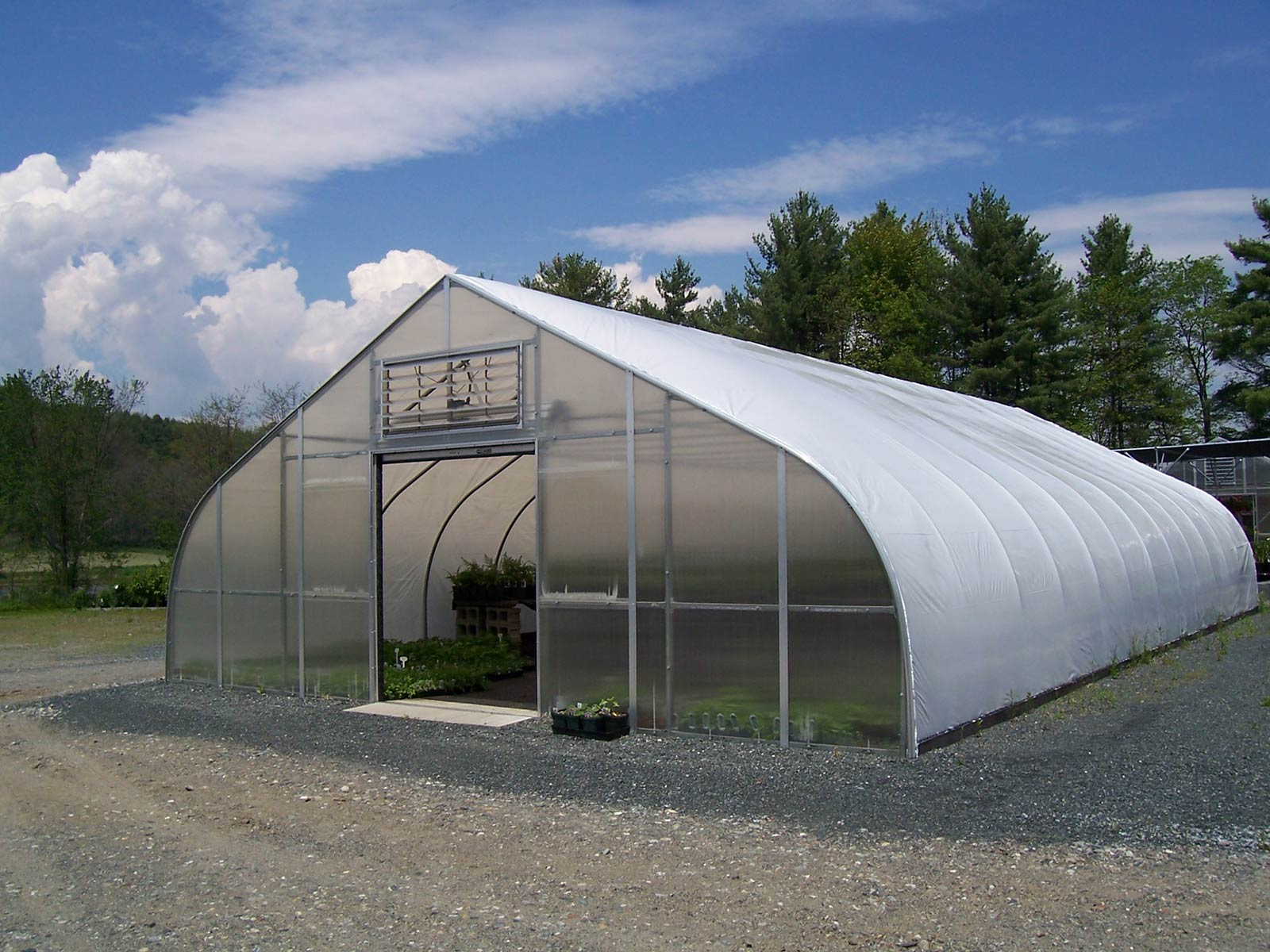 Northpoint Greenhouse Series Rimol Greenhouses