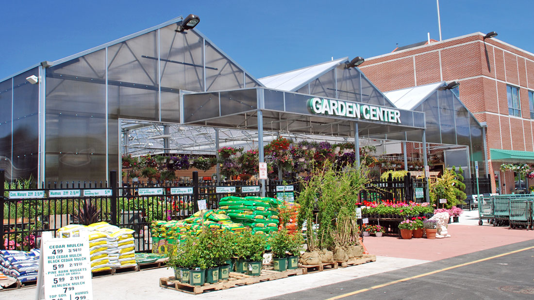 Retail Center - Common Greenhouse Applications | Rimol