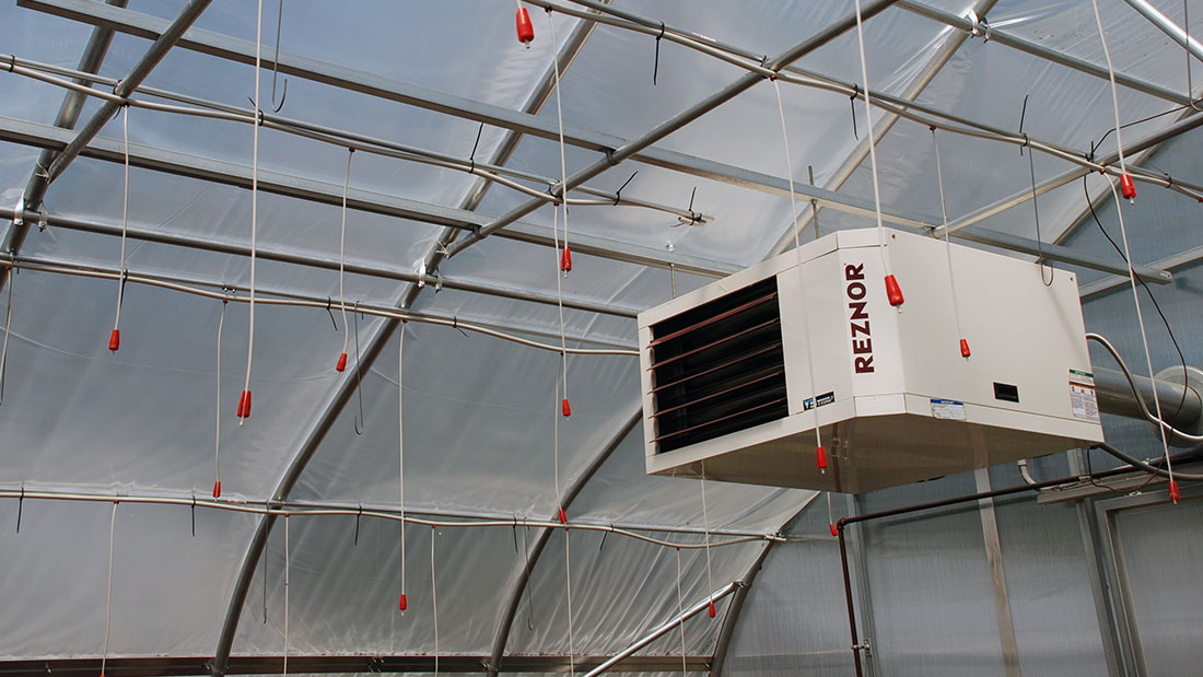 How to size a heating system rimol greenhouses - Most efficient heating system ...