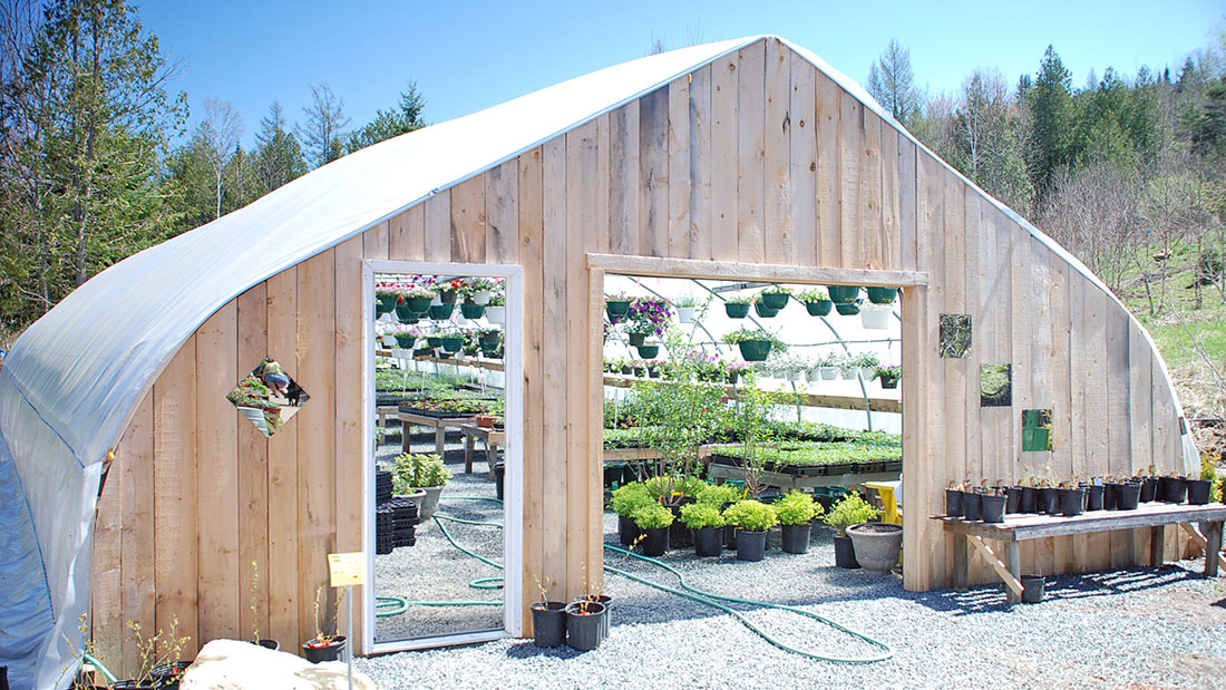 Grime Greenhouse and Nursery