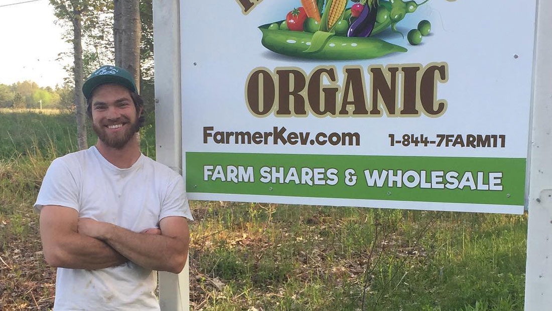 Farmer Kev's Organic Farm