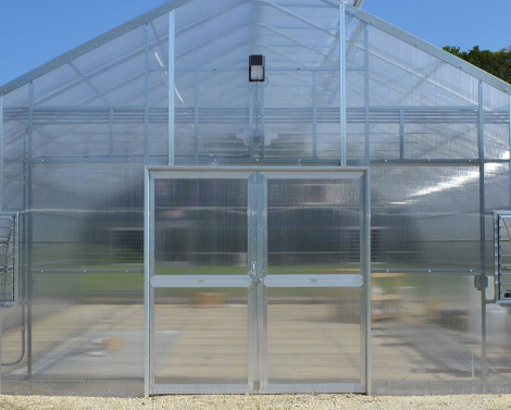 Production High Tunnel Greenhouse