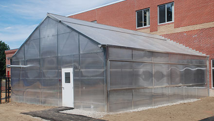Plan for a School Greenhouse