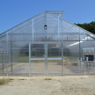 Why We Designed The Ideal High Tunnel For Homesteaders